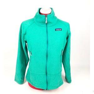 Women's Patagonia Full  Zip Sweater Fleece Jacket